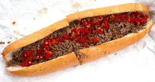 Philadelphia: Fantastic Cheesesteak From Dalessandro's Steaks & Hoagies