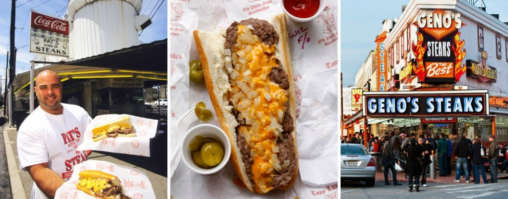 Top 10 Spots for Authentic Philly Cheesesteaks