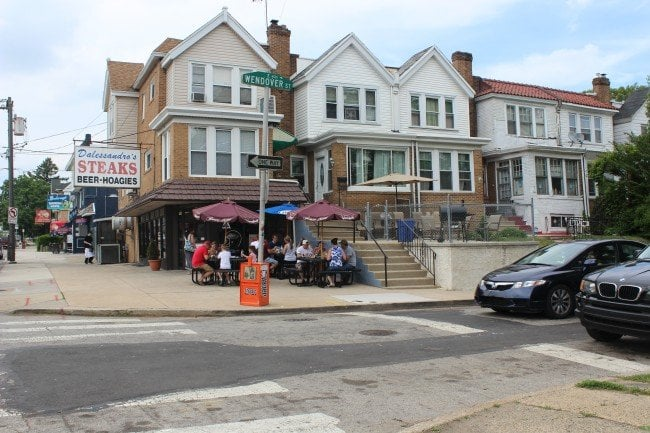 Roxborough: Preserving a Family's Legacy, One Cheesesteak at a Time