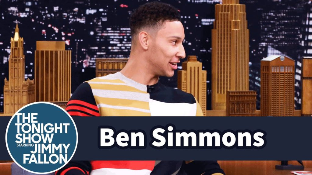 Ben Simmons Eats a Dalessandro's Cheesesteak, Becomes a True Philadelphian